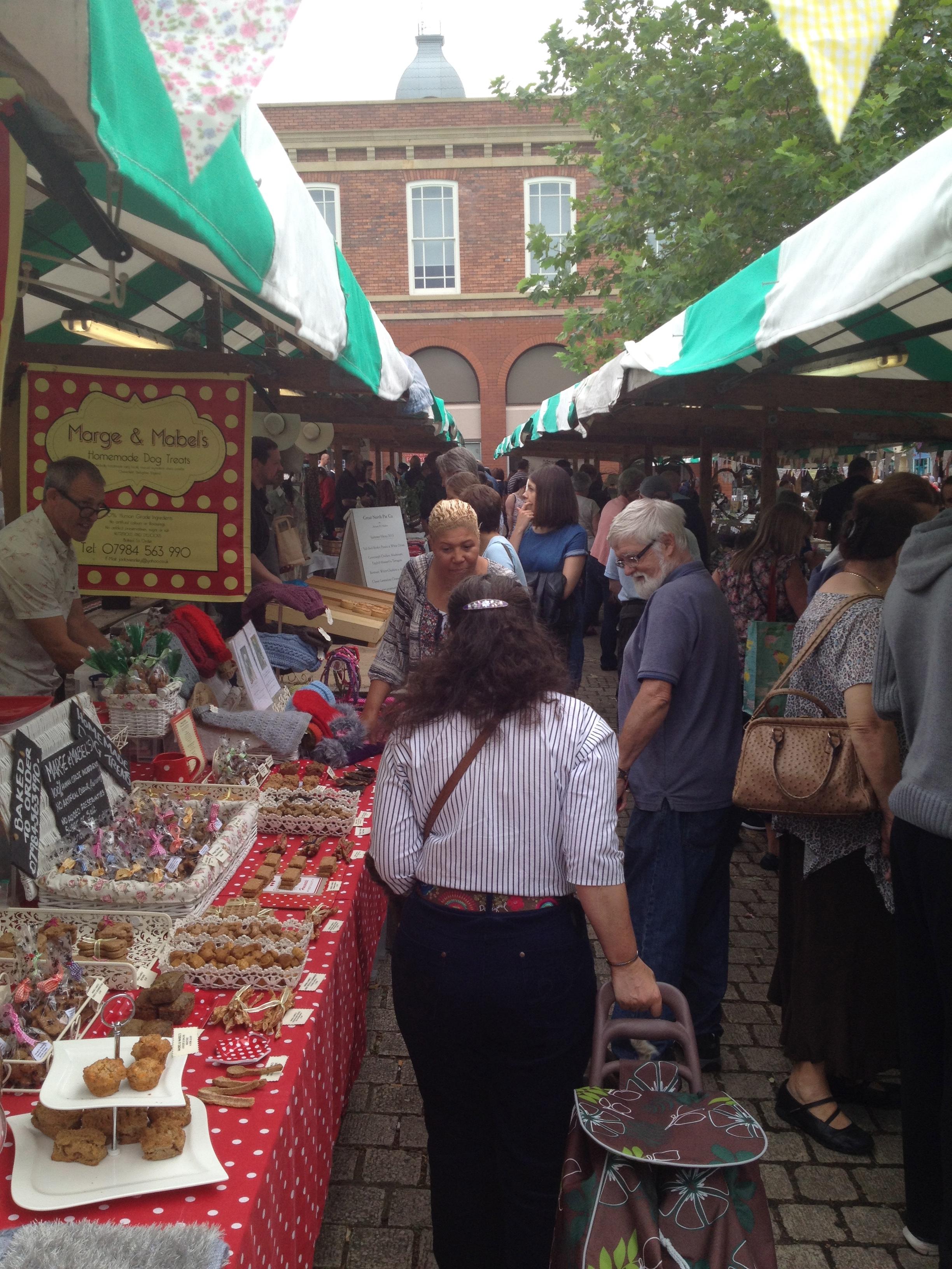 Chesterfield Artisan Market 3, Pedddle