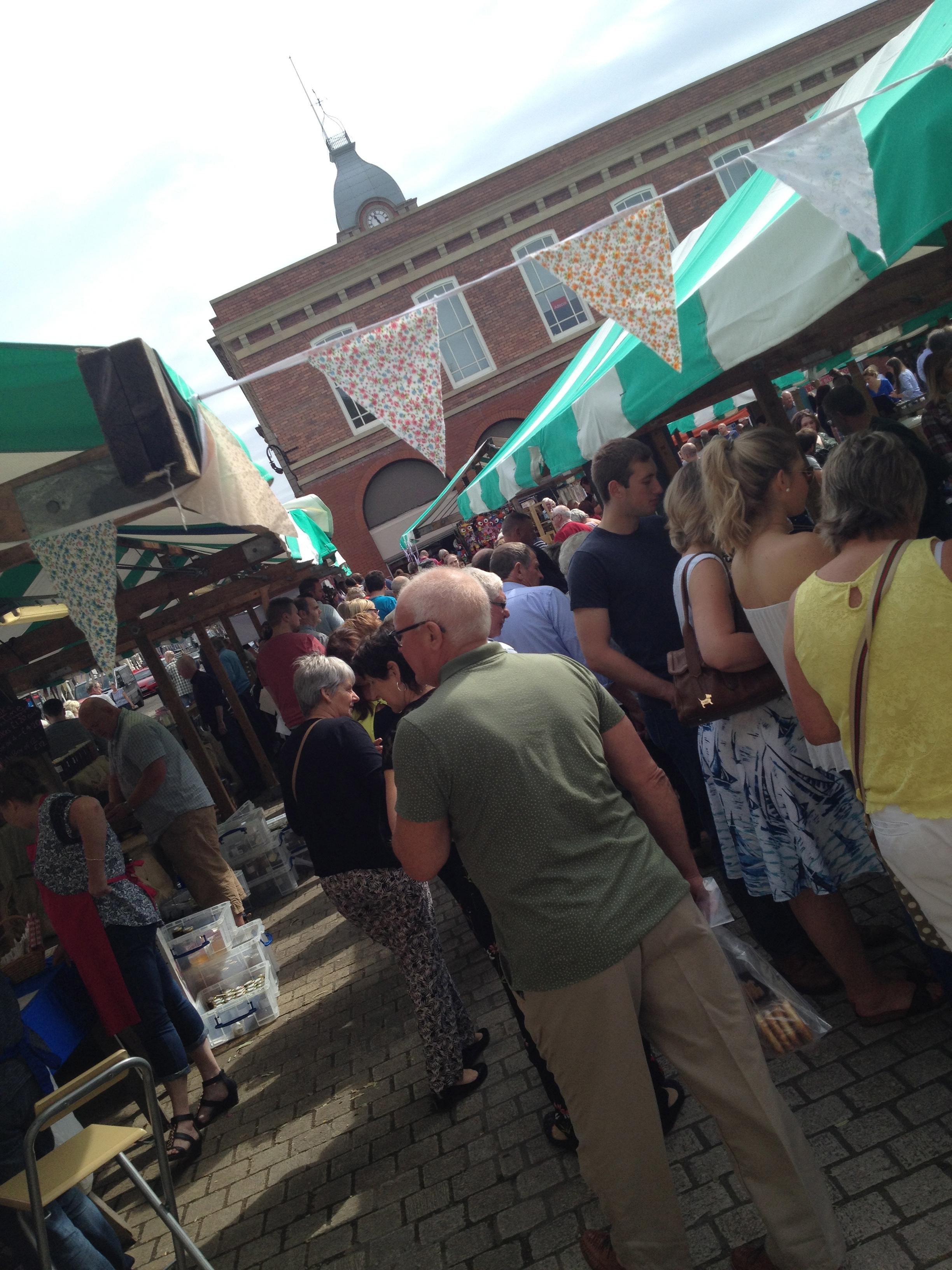 Chesterfield Artisan Market 4, Pedddle