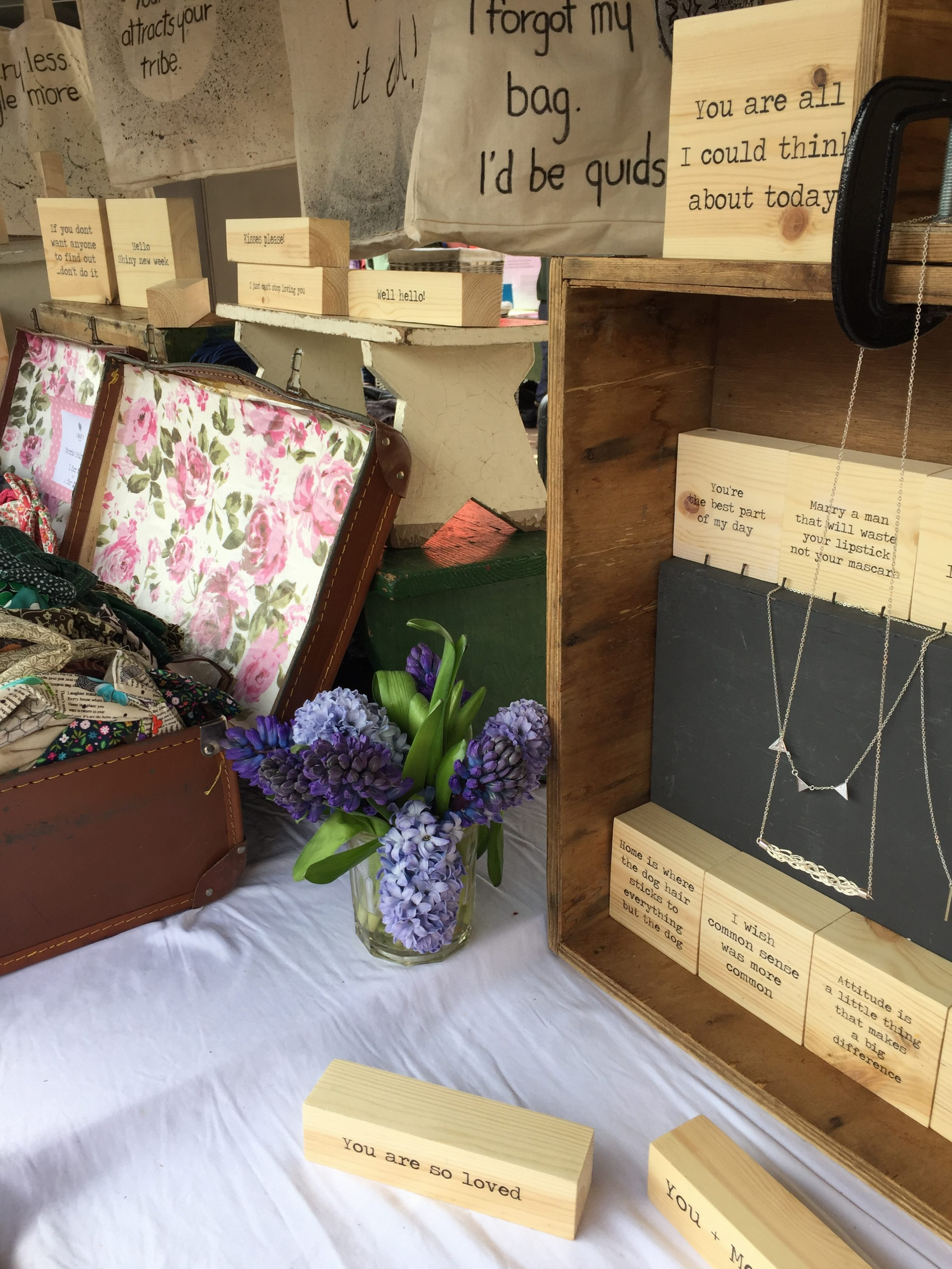 Chorlton Makers Market, Pedddle