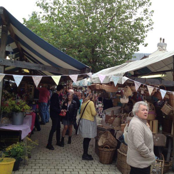 Chesterfield Artisan Market, Pedddle