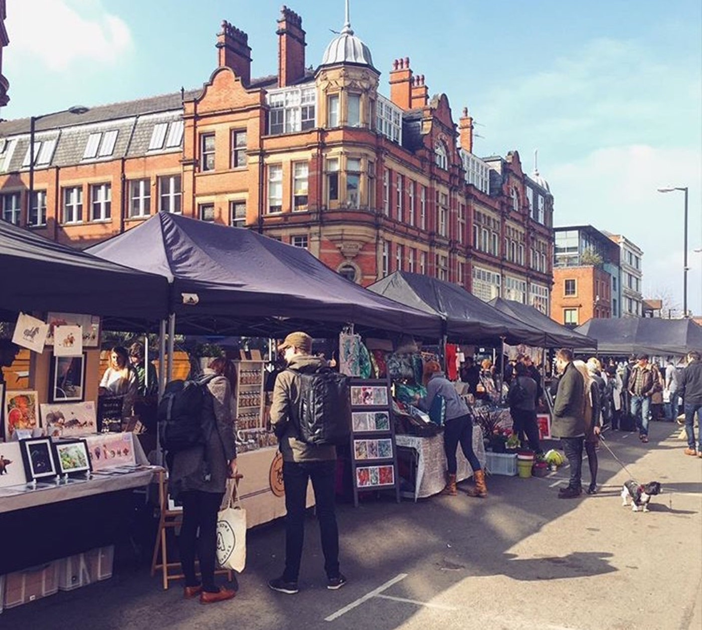 Northern Quarter Makers Market, Pedddle