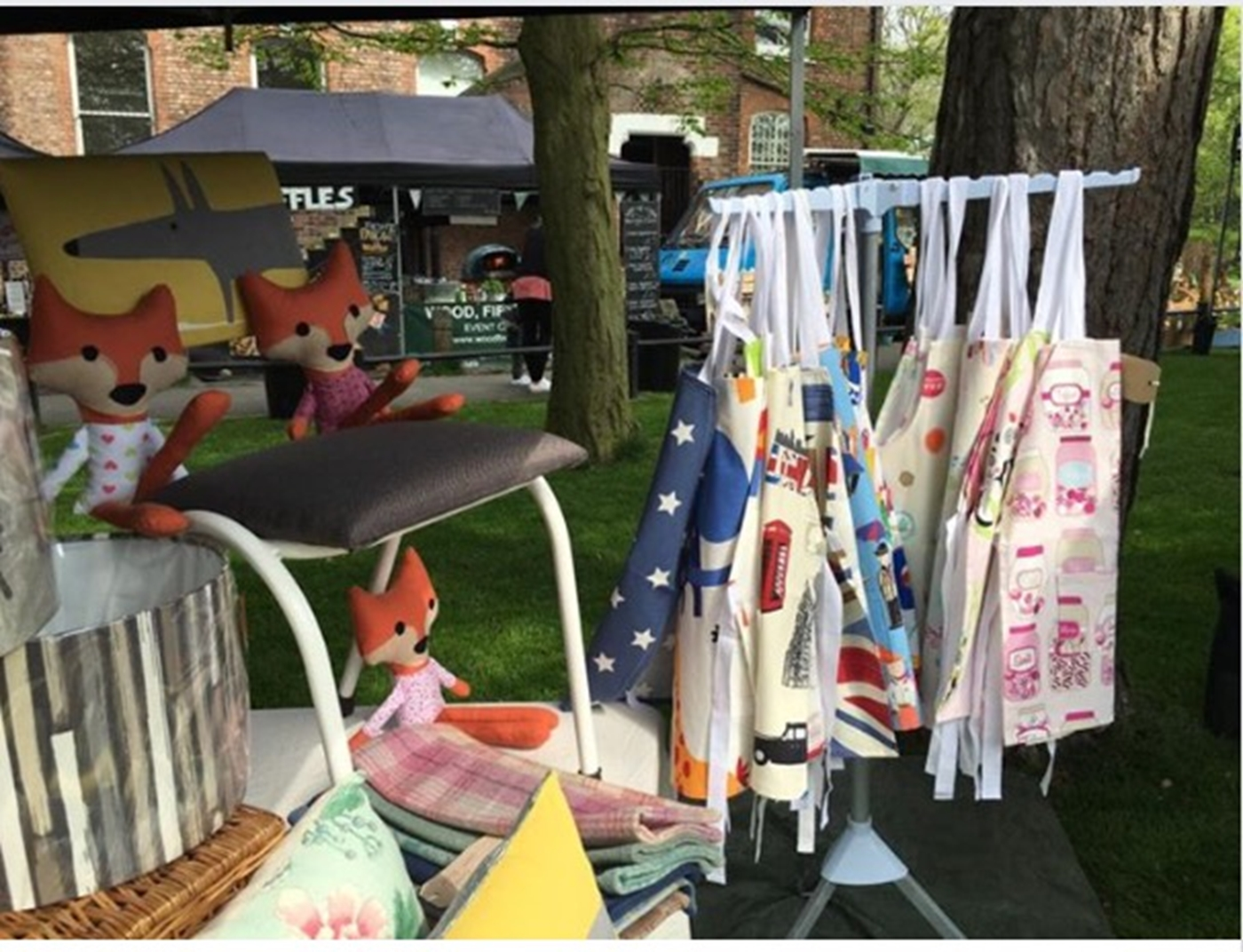 Cheadle Makers market, Pedddle