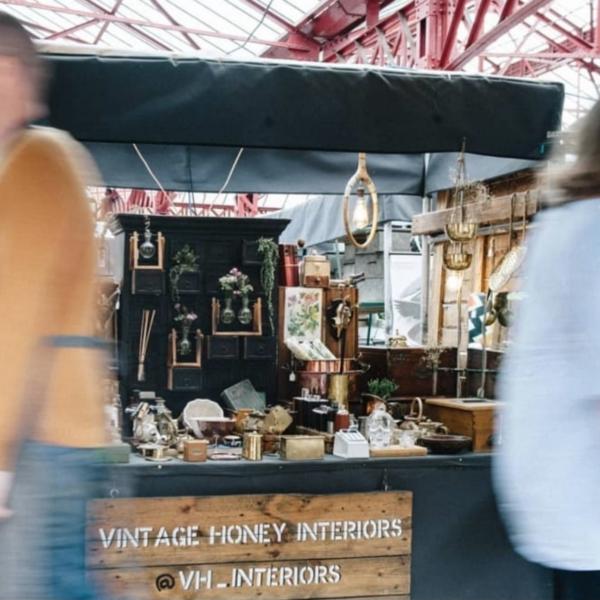 VH Interiors, Altrincham Market, Pedddle