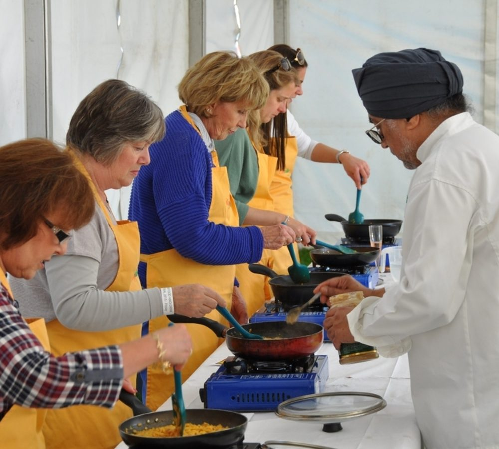 Stone Food Festival, Pedddle