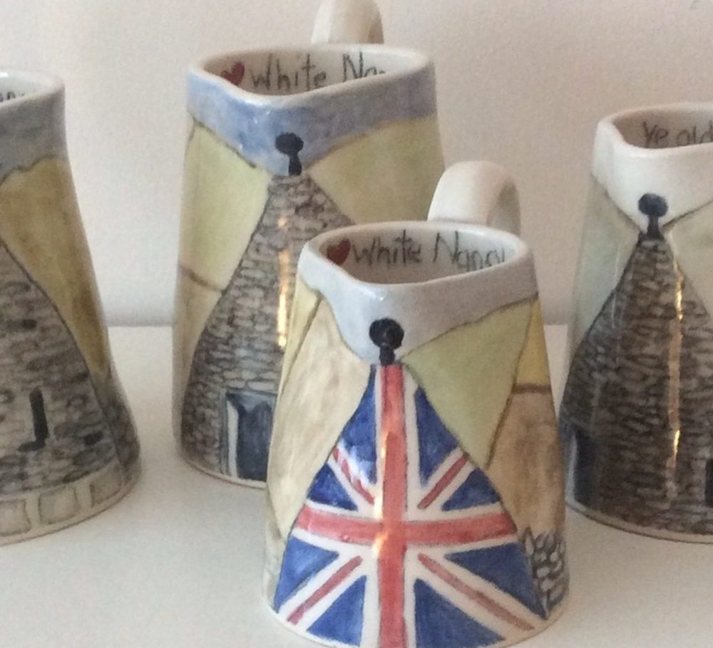 Colette Evans Ceramics, Pedddle