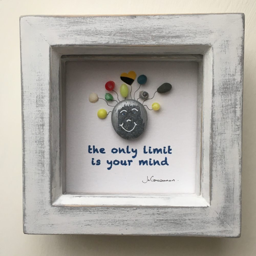 Eclectic Creations by Jo, Mind limit picture.Pedddle.