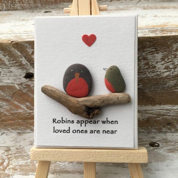 Eclectic Creations by Jo, Robins card. Pedddle.