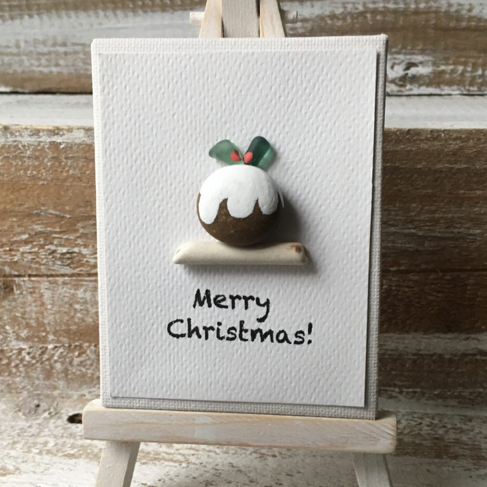 Eclectic Creations by Jo, Pudding Card. Pedddle