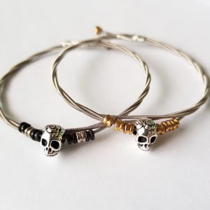 Skull_bangles, String Effects, Pedddle