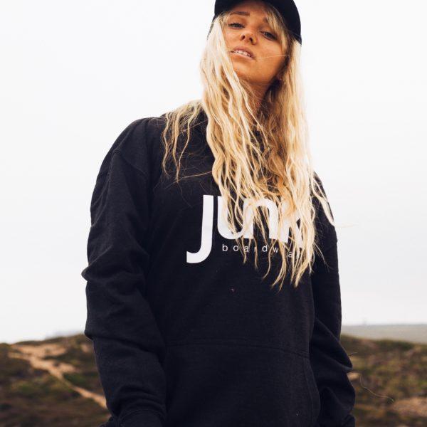 Junkbox, Black Hood cap Pedddle