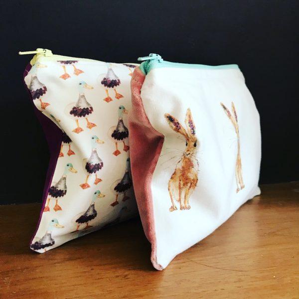 Jenny Dunlop Art bags, Pedddle