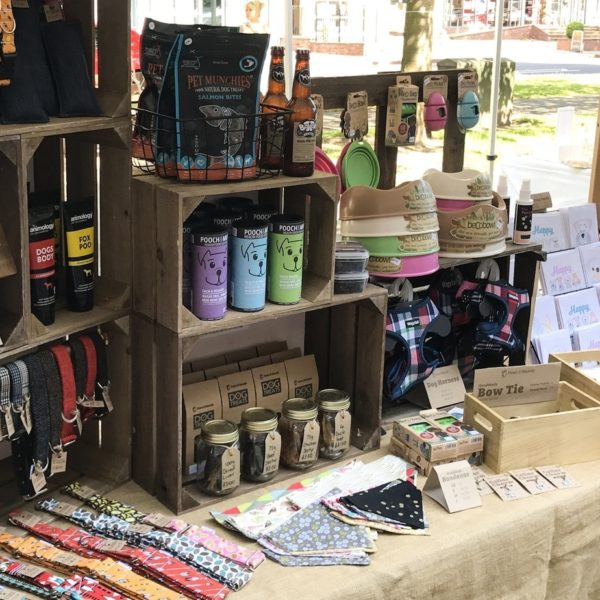 Paws & Hounds Stall, Pedddle