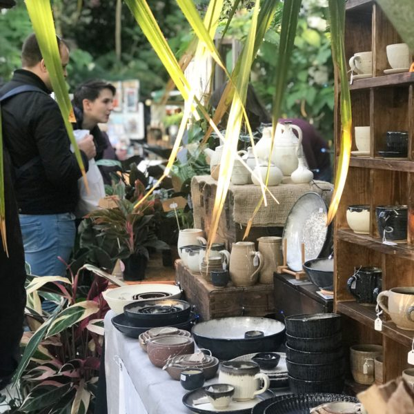 Pop-up in the Palm House Market, Pedddle