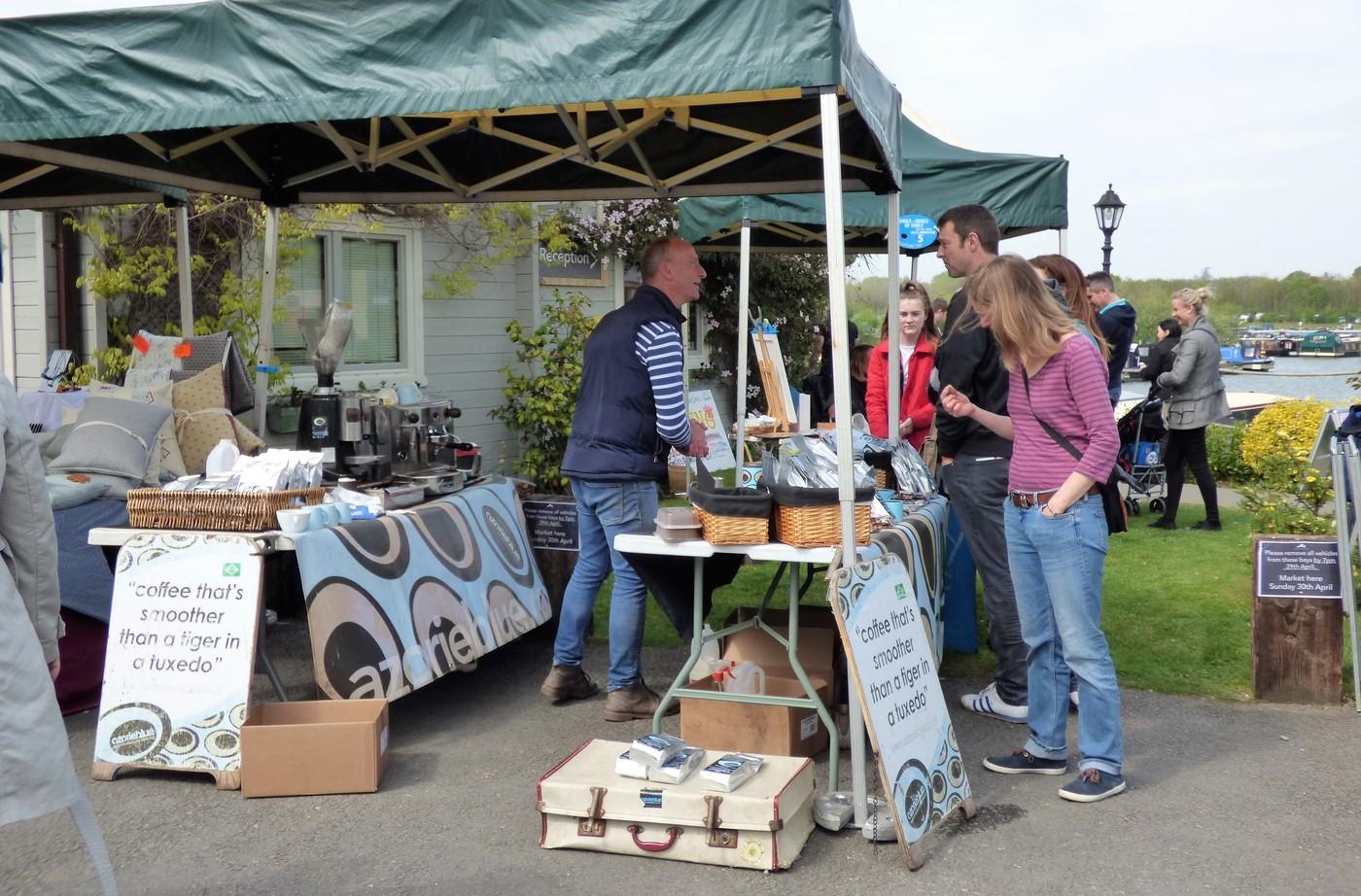 Mercia Marina Makers Market, Pedddle