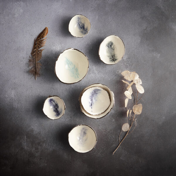 Feather Bowl Collection