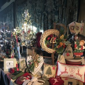 Haddon Hall Winter Market, Pedddle