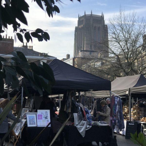 Liverpool Hope Street Makers Market, Pedddle