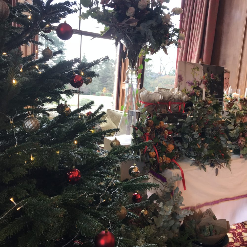 Sandon Hall Christmas Fair, Pedddle
