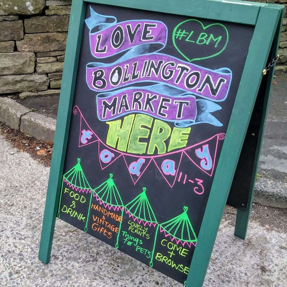 Love Bollington Board, Pedddle