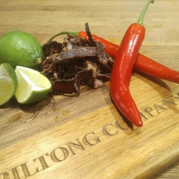 sweetchilliandlime Weston Biltong Co, Pedddle