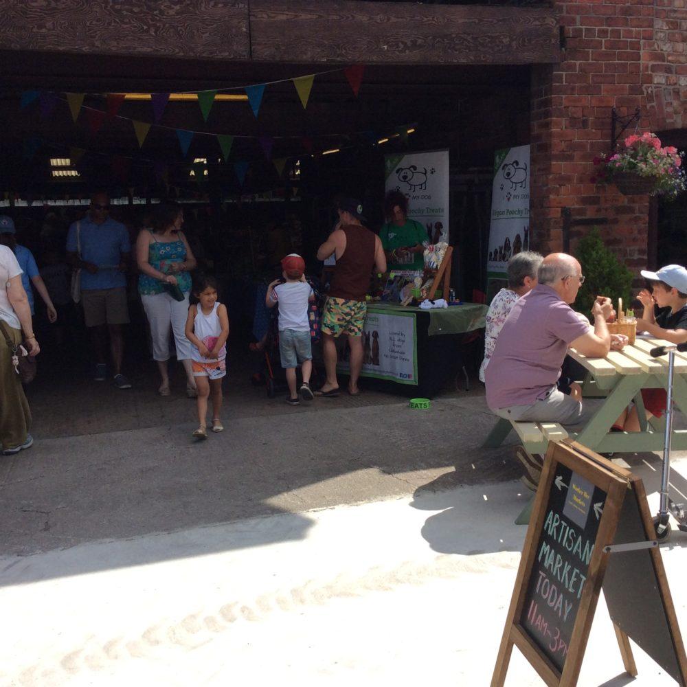 Heald Green Worker Bee Market, Pedddle