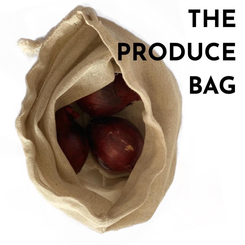Cart + Ferry, Produce Bag. Pedddle.