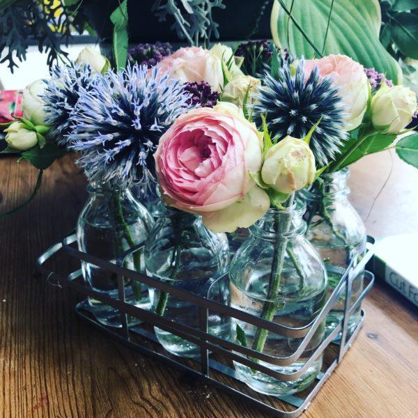 Little shop of Flowers, Pedddle