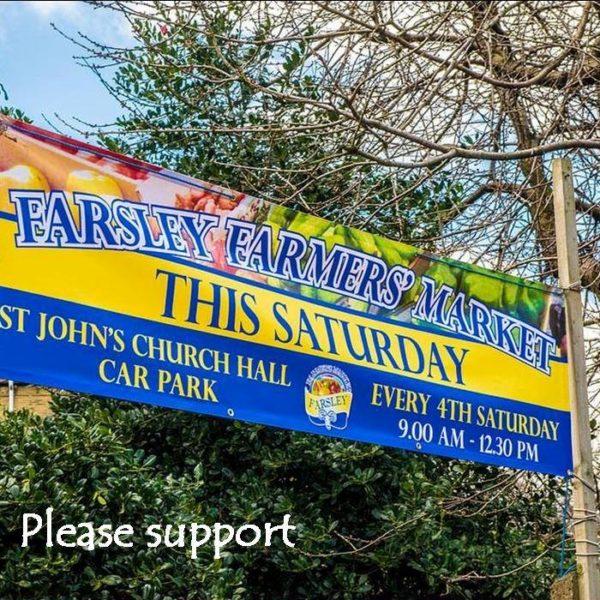 Farsley Farmers Market, Pedddle
