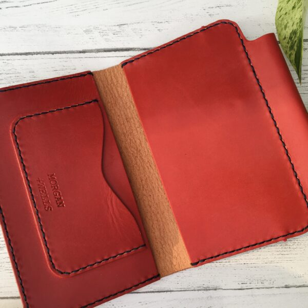 Morgan + Wells, Lascelles leather Moleskine journal, Pedddle