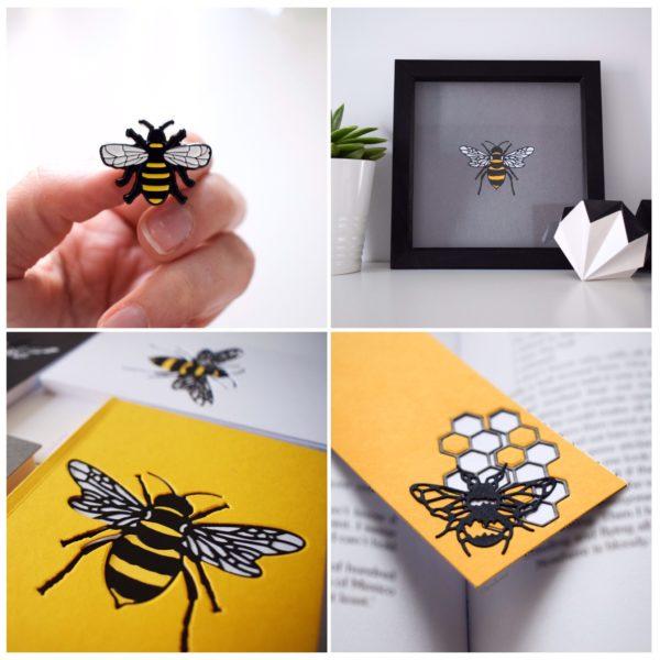 Bee range ByNikomi, Pedddle