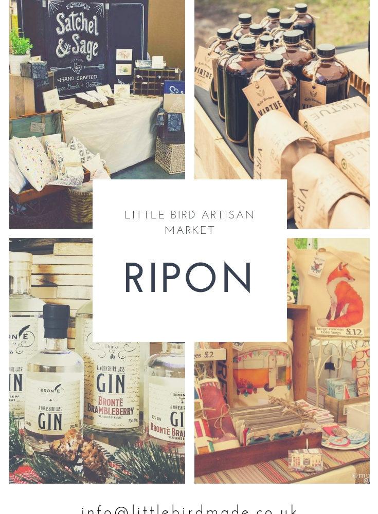 Little Bird Made Artisan Market, Pedddle