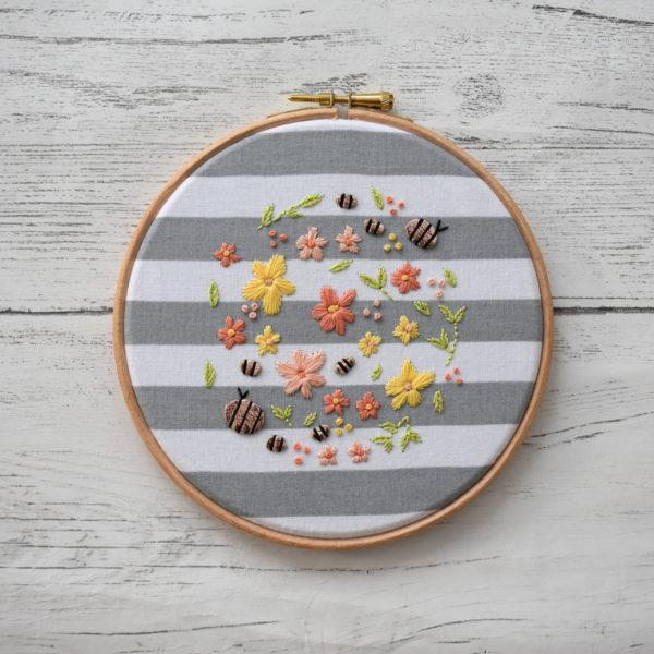 Jemma Marston The Bee Garden Hoop