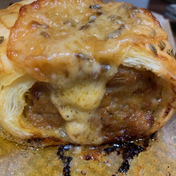 Pulled Pork & Caramelised butternut