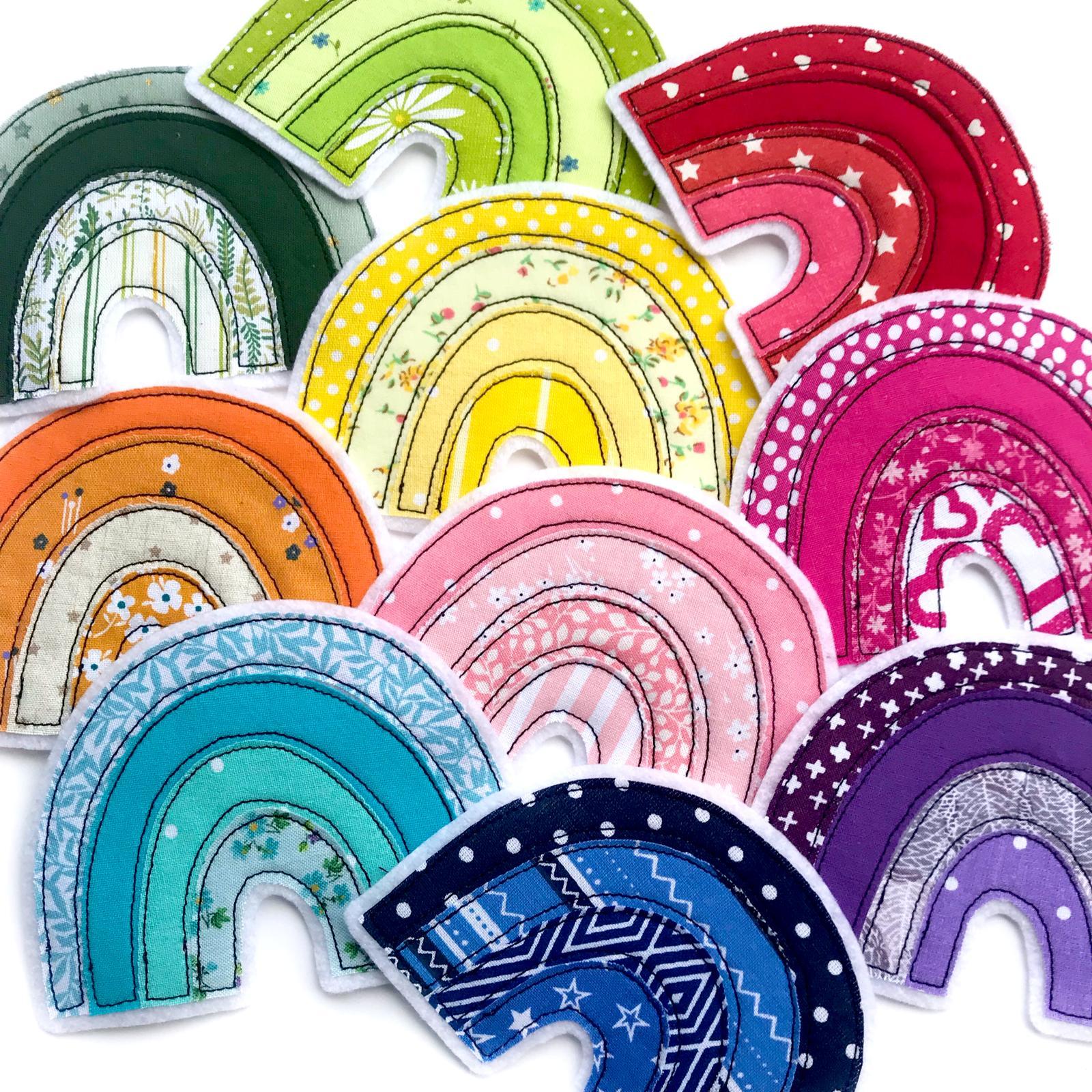 Tink&Reu, Fabric Rainbows