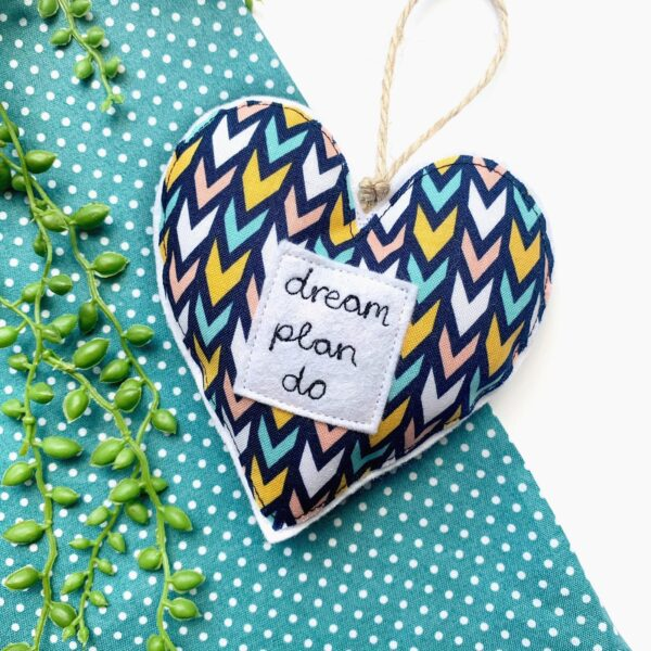 Tink&Reu | Personalised Heart Decoration