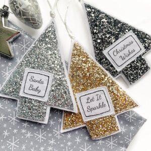 Tink&Reu | Personalised Christmas Tree Decoration