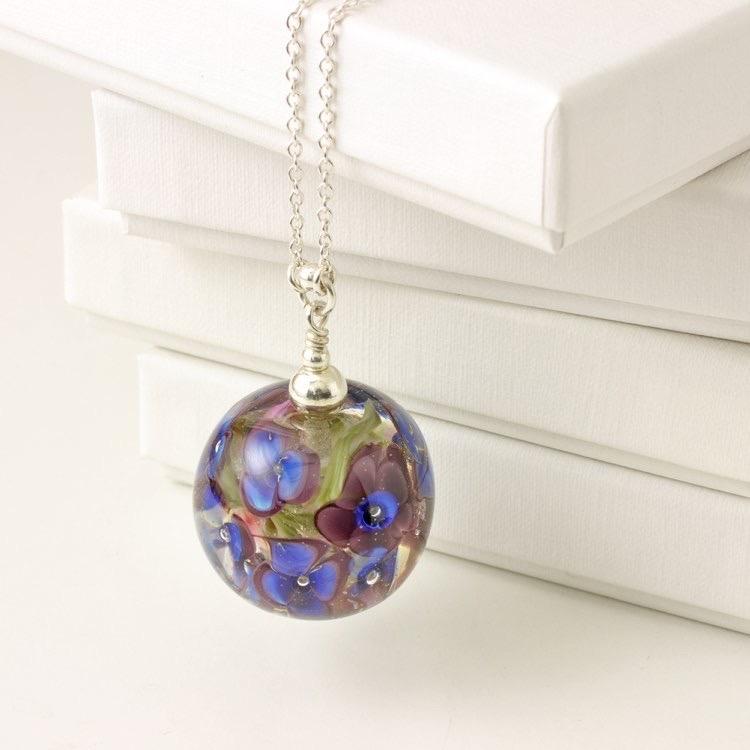 Cee Gee Jewellery, Viola Necklace. Pedddle