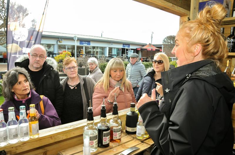 Taste Cheshire Food & Drink Festival, Pedddle