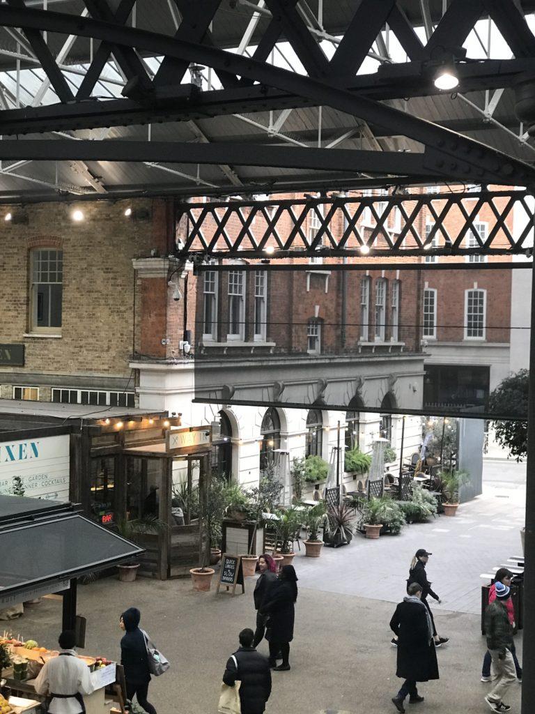 Old Spitalfields Market, Pedddle