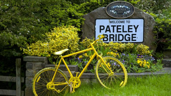 Pateley Bridge Artisan Market, Pedddle