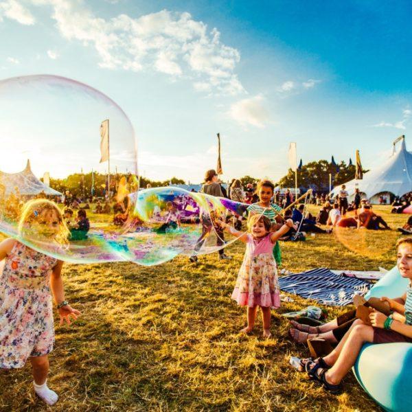 Bluedot Festival, Pedddle
