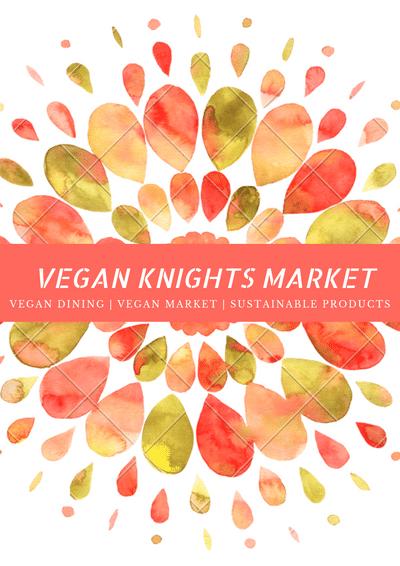 Vegan Knights Market Chesterfield, Pedddle