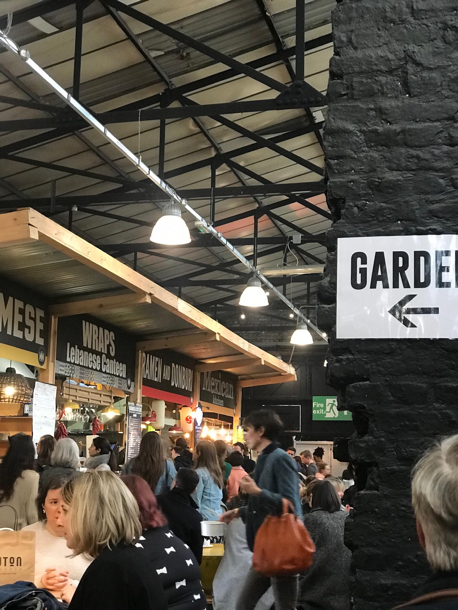 Food Markets, Pedddle