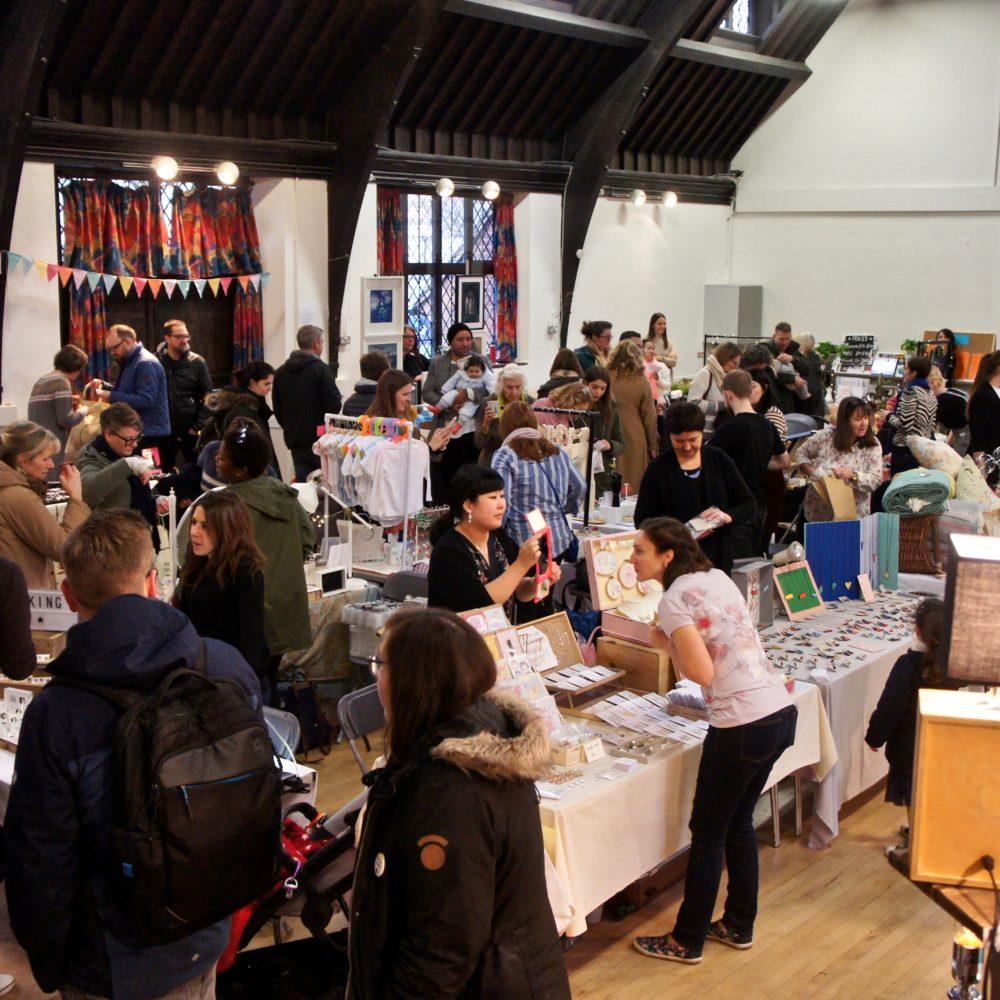 SoLo Craft Fair at Dulwich, Pedddle