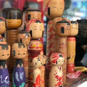 China dolls, Vintage Whatnots. Pedddle