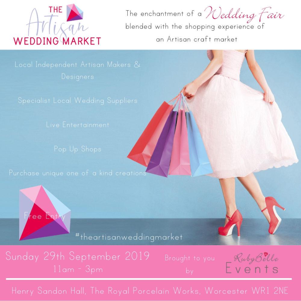 The Artisan Wedding Market, Pedddle