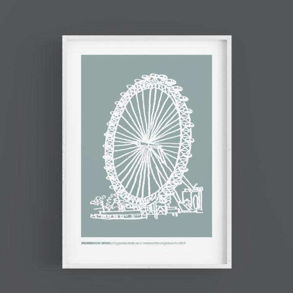 LONDON EYE - LONDON WORKSPACE
