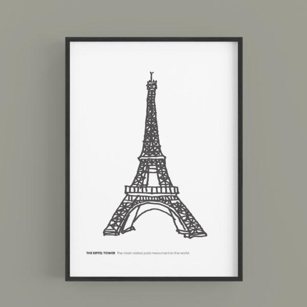 EIFFEL TOWER - PARIS WORKSPACE
