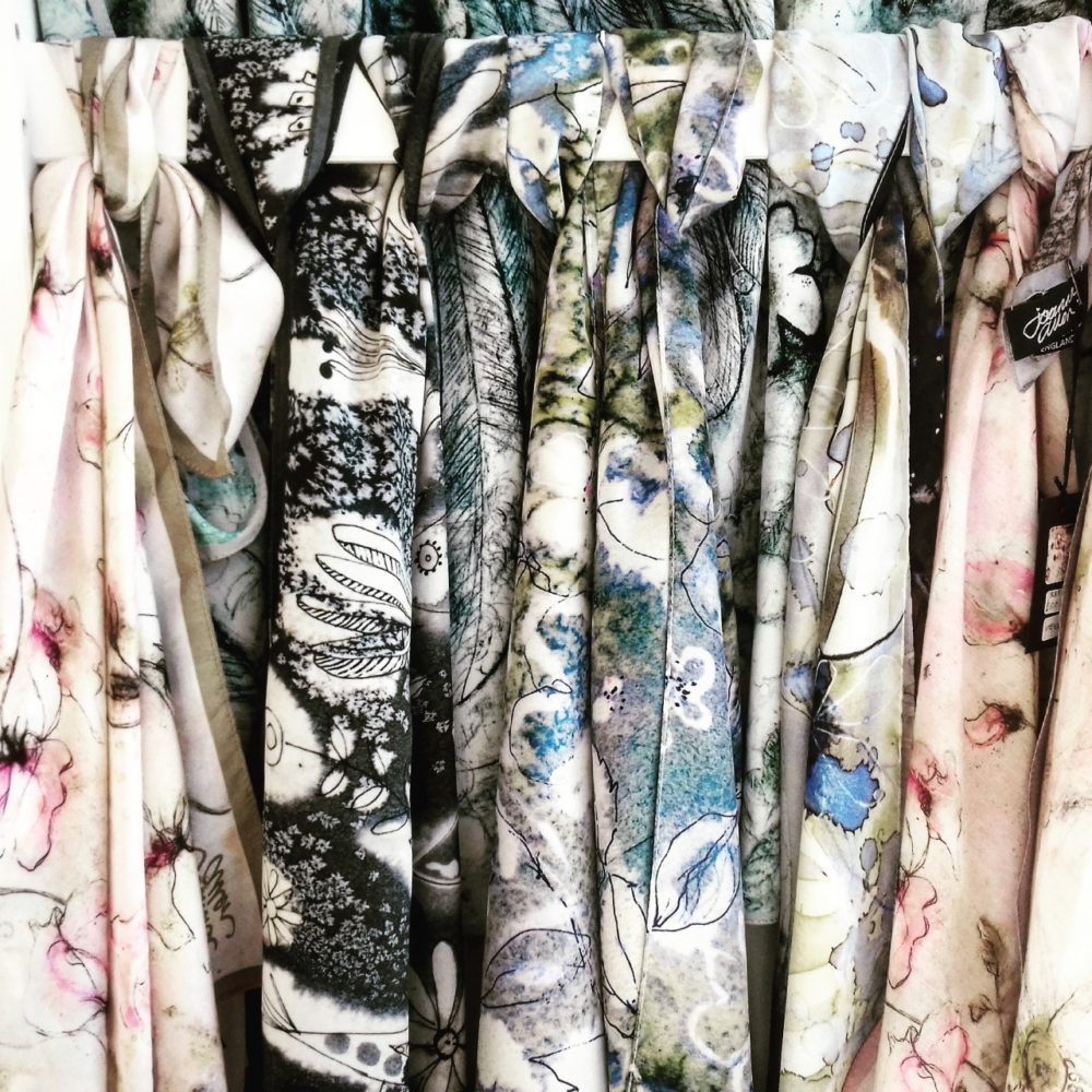 Joanna Allen Textiles, Pedddle