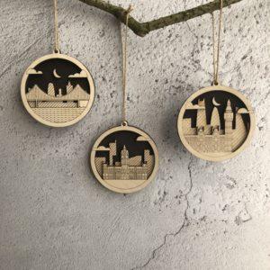 Mockup Goods Co. Ornaments